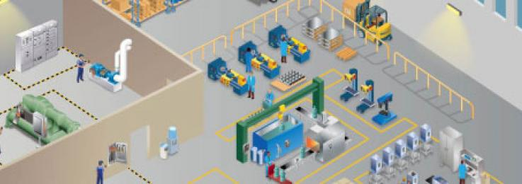 9 steps for moving the electrical system of a production line