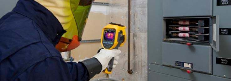 How infrared inspection can enhance safety