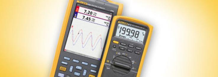 Comparing a multimeter to an oscilloscope