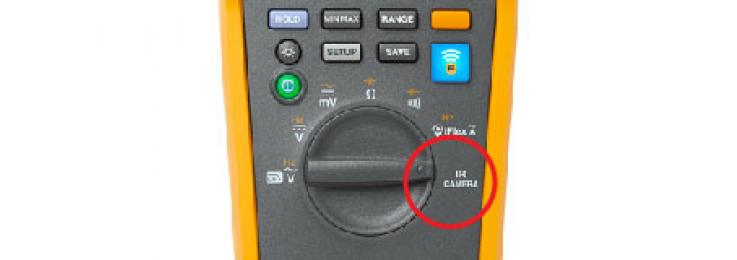 How to validate a pump control panel repair with a thermal multimeter