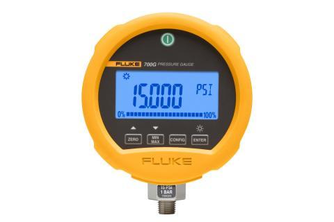 Manómetros de comprobación de precisión 700G de Fluke