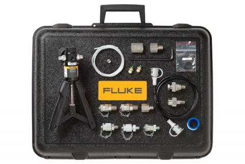 Kit de pression de test pneumatique Fluke 700PTPK2