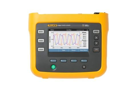 Fluke 1738 Advanced Power Energy Logger