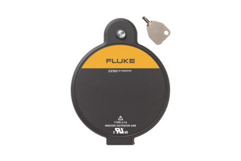 Ventana infrarroja Fluke CV301 ClirVu® 75 mm (3 pulg)