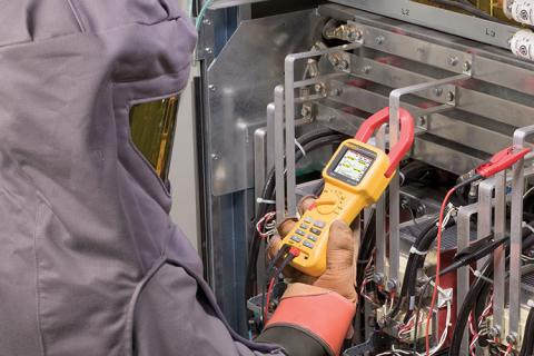 Troubleshooting Power Factor Correction Capacitors | Fluke
