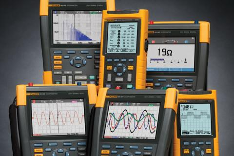 ABC Des Oscilloscopes Portables | Fluke
