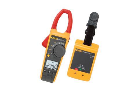 Conjunto de unidad de prueba Fluke PRV240 / Pinza amperimétrica 376