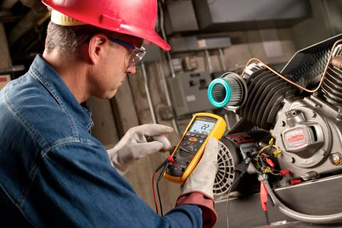 What Is An Insulation Multimeter? | Fluke