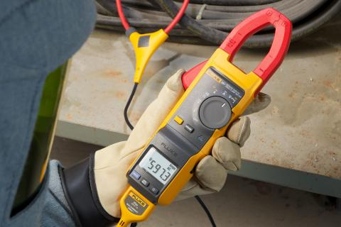 Fixing Food Processing Problems Onsite With Digital Multimeter | Fluke