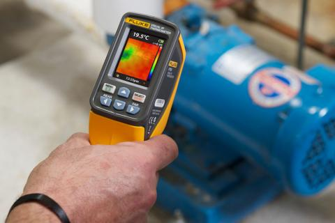 How Patent-Pending Technology Blends Thermal And Visible Light | Fluke