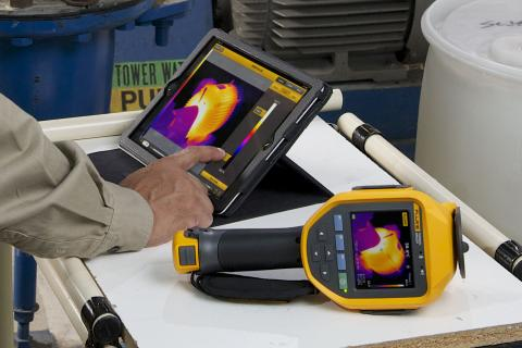 How Thermal Imaging Helps Scientists Study Volcanic Eruptions | Fluke