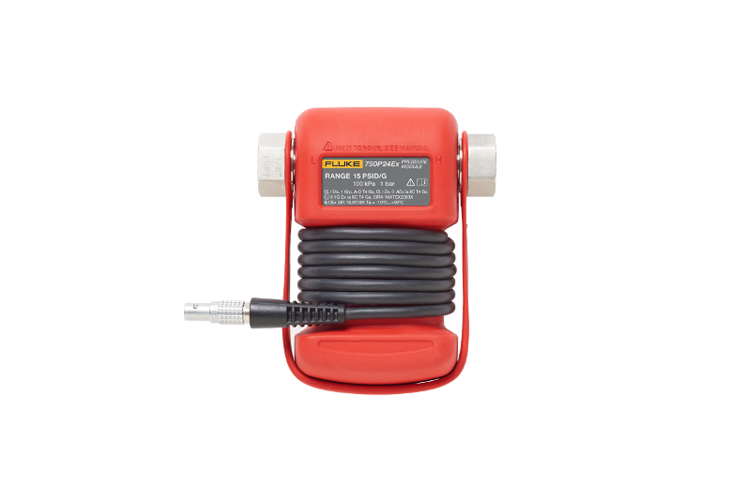 Low Pressure Calibrator Fluke 750p Series Pressure Modules