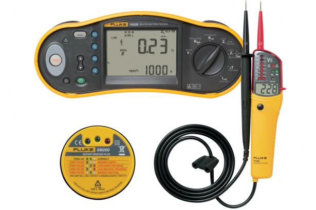 Fluke 1652 Electricians Kit (ideal For Part P) | Fluke
