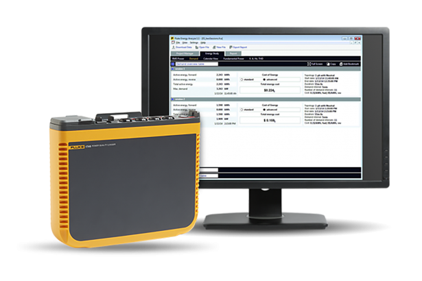 Fluke Energy Analyze Plus Software | Fluke