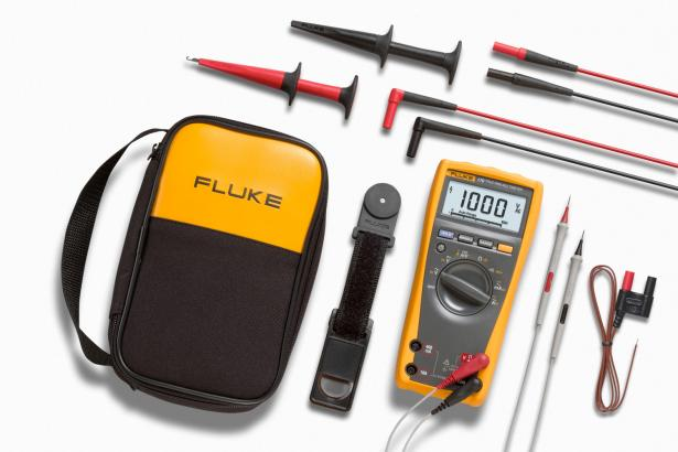 Fluke 179/EDA2 Combo Kit – Includes Meter And Deluxe Accessories | Fluke