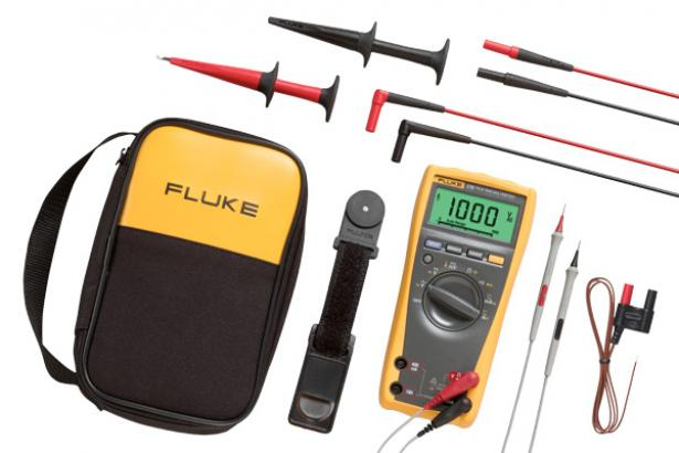 Fluke 179/EDA2 Combo Kit – Includes Meter And Deluxe