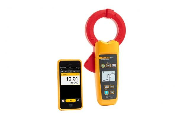 Fluke 369 FC Leakage Current Clamp Meter | Fluke
