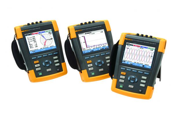 Fluke 437 Series II 400 Hz Basic Power Quality And Energy Analyzer | Fluke