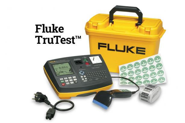 Fluke 6500-2 DE Gerätetester KIT 2 incl. TruTest™ Software