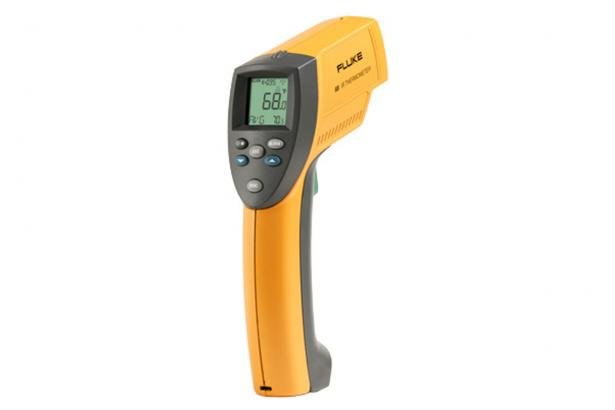 Fluke 68 Handheld Infrared Thermometer 1