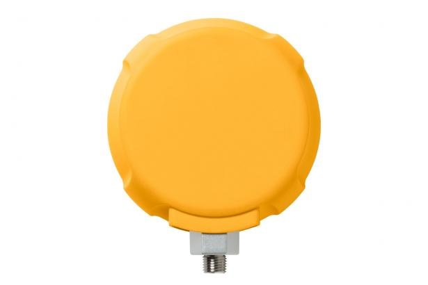 Fluke 700G Precision Pressure Gauge Calibrator rear view