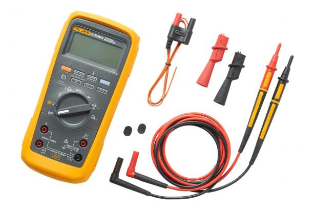 Fluke 87V MAX True-RMS Digital Multimeter | Fluke