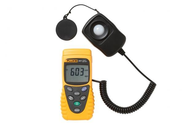 Digital Lux Meter Fluke 941 Light Meter | Fluke