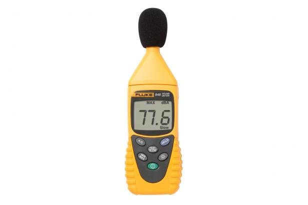 Digital Sound Level Meter Fluke 945 | Fluke