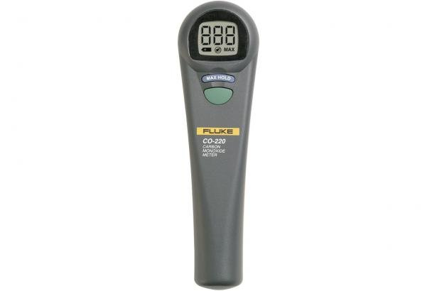 Fluke CO-220 Carbon Monoxide Meter - 1