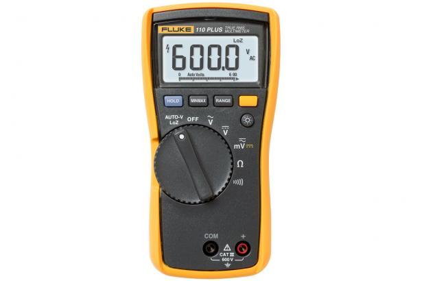 fluke 110 true rms multimeter manual
