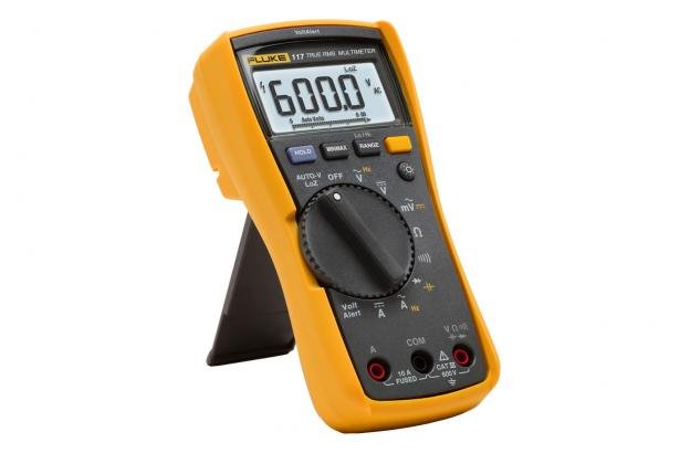 Fluke 117 Multimeter + 1000 V Insulated Tools Kit Set Of 8 | Fluke