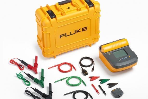 Fluke 1555 FC 10 kV-Isolationsmessgerät Kit | Fluke