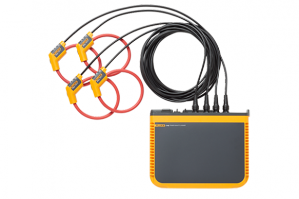 Fluke 1748 Three-Phase Power Quality Logger
