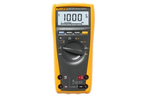 Digitaaliset Fluke 177 True RMS -yleismittari | Fluke
