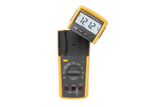 Fluke 233 True-RMS Remote Display Digital Multimeter | Fluke