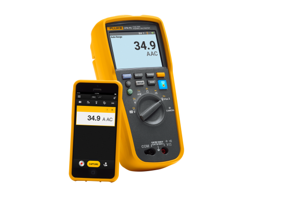 Fluke 279 FC True-rms Thermal Multimeter | Fluke