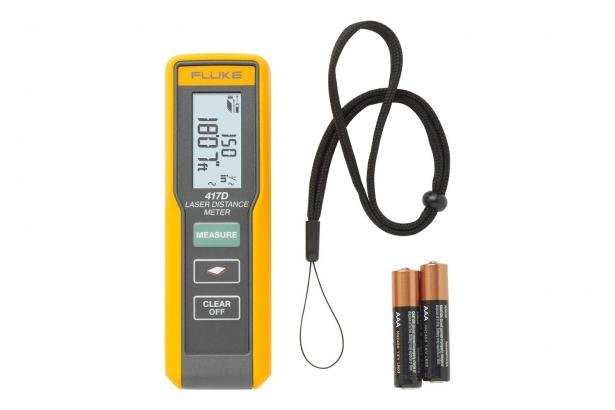 Fluke 417D Package Contents