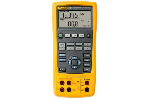 Fluke 724 Temperature Calibrator - 1