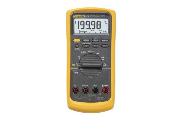 Fluke 87V Industrial Multimeter | Fluke