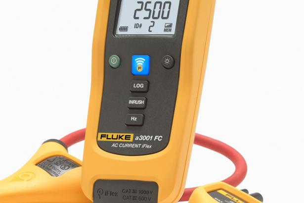 Fluke a3001 FC Wireless iFlex 5a