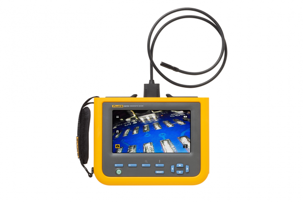Fluke Videoscope Borescope DS701 Diagnostic Scope | Fluke