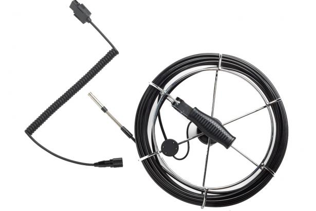 Fluke 9 MM Scope With 20 M Videoscope Probe With Reel | Fluke