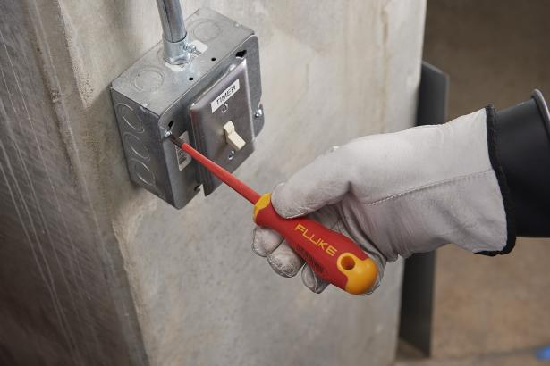 Phillips Screwdrivers Insulated Electrical Screwdrivers | Fluke