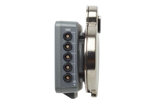 PQ400 Electrical Measurement Window current connection ports
