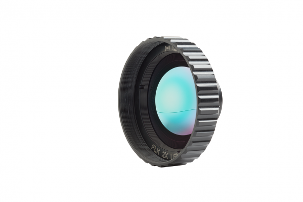 2x Telephoto Infrared Smart Lens | Fluke