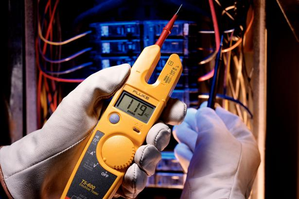 Fluke T5-600 Voltage, Continuity And Current Tester | Fluke