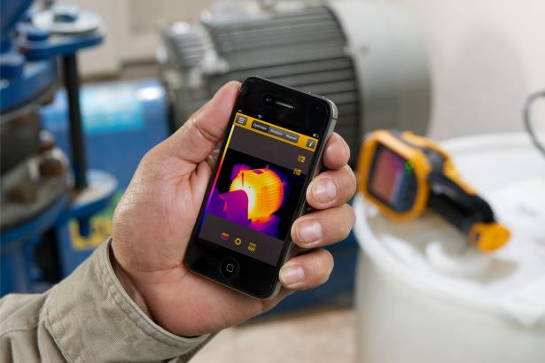 Fluke SmartView IR Analysis Reporting Software and Mobile App