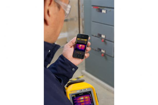 Fluke SmartView® IR Analysis Reporting Software And Mobile App | Fluke
