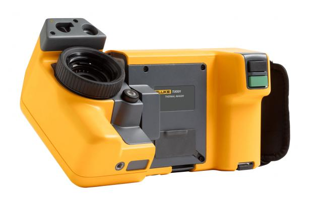 TiX501 High Resolution Thermal Imaging Camera | Fluke