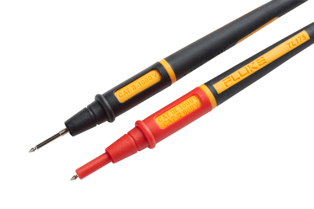 Fluke TL175 TwistGuard™ Test Leads | Fluke